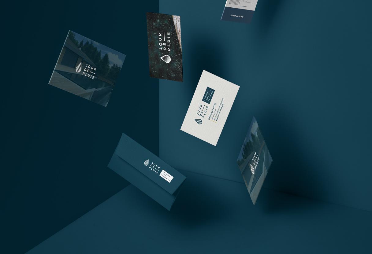Cartes de visites imprimées en Savoie