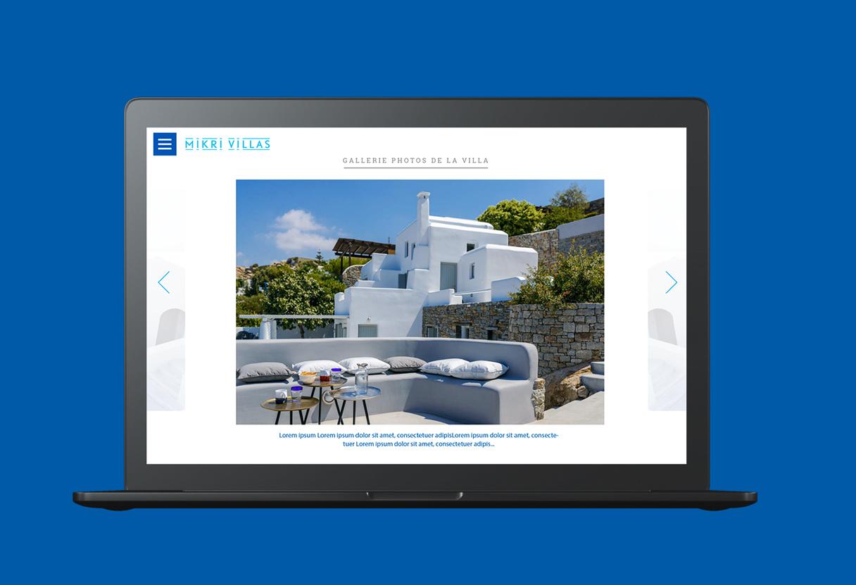 Site internet de réservation tourisme