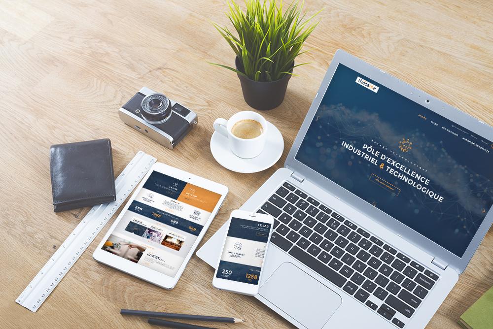 Création de site internet en Savoie