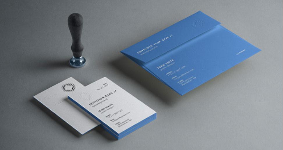 Création de carte de visite à Chambéry